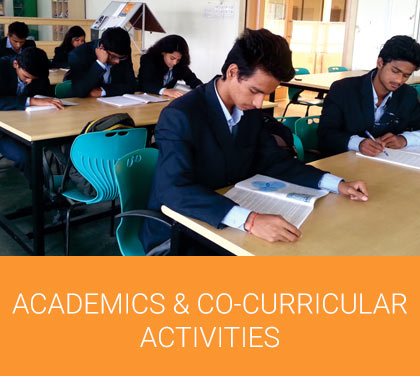 sjcpune academics cocurricular activities