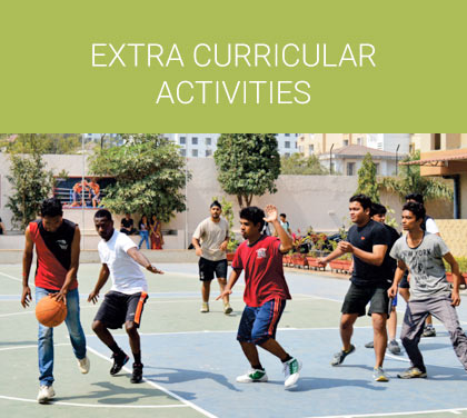 sjcpune extra curricular activities